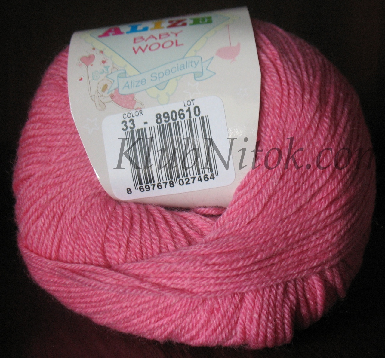 Baby wool 33