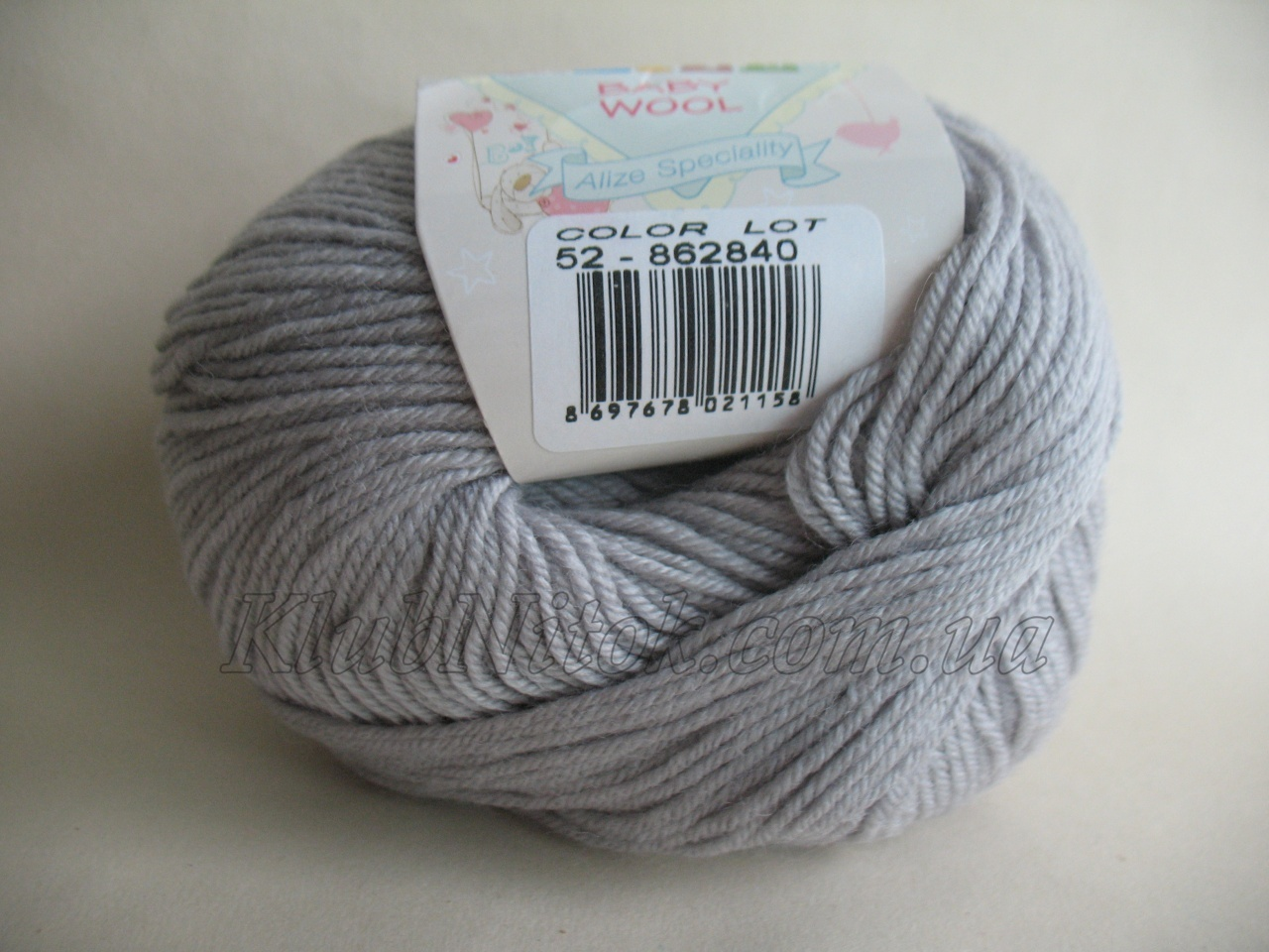 Baby wool 52