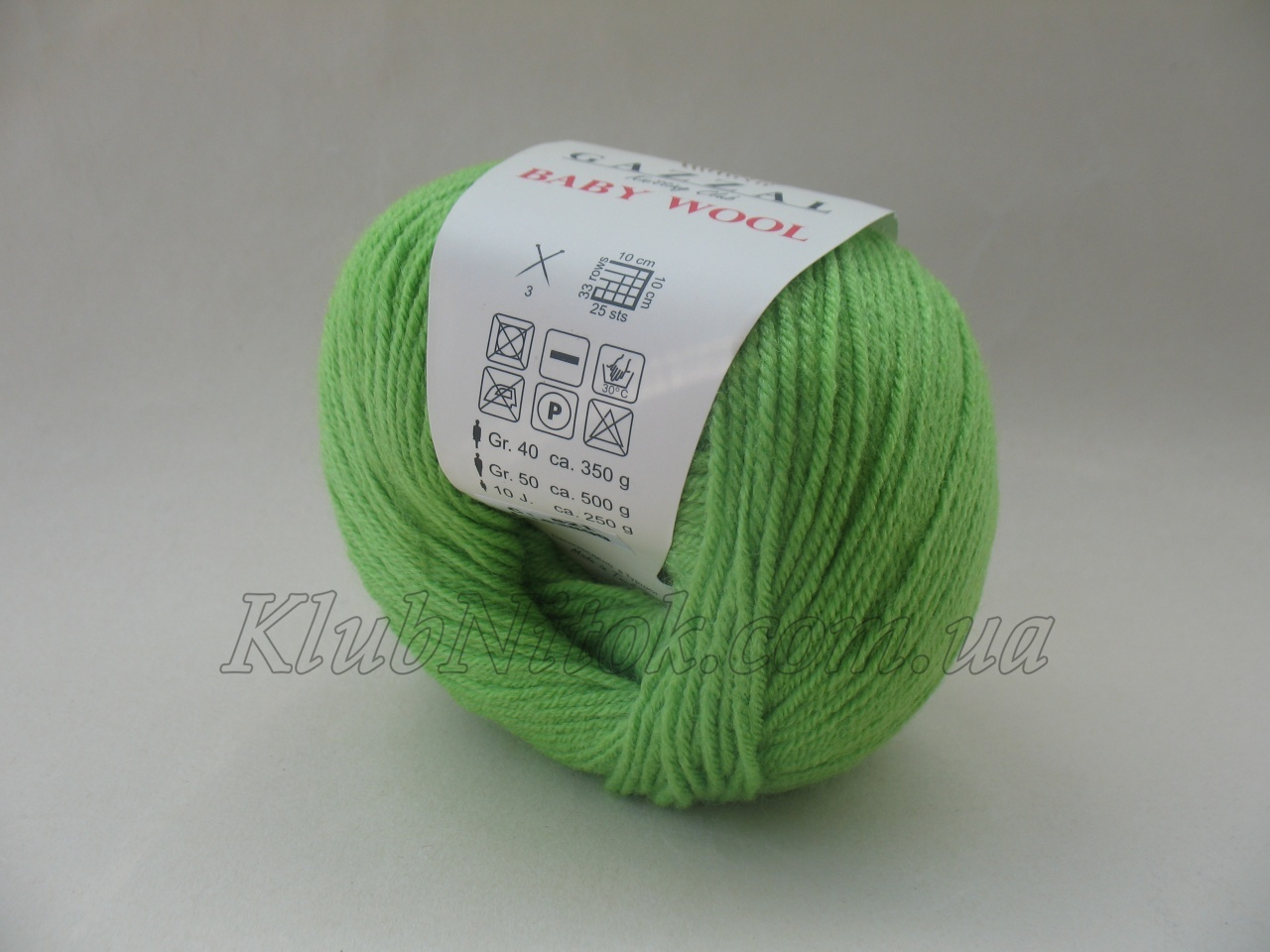 Baby wool 821