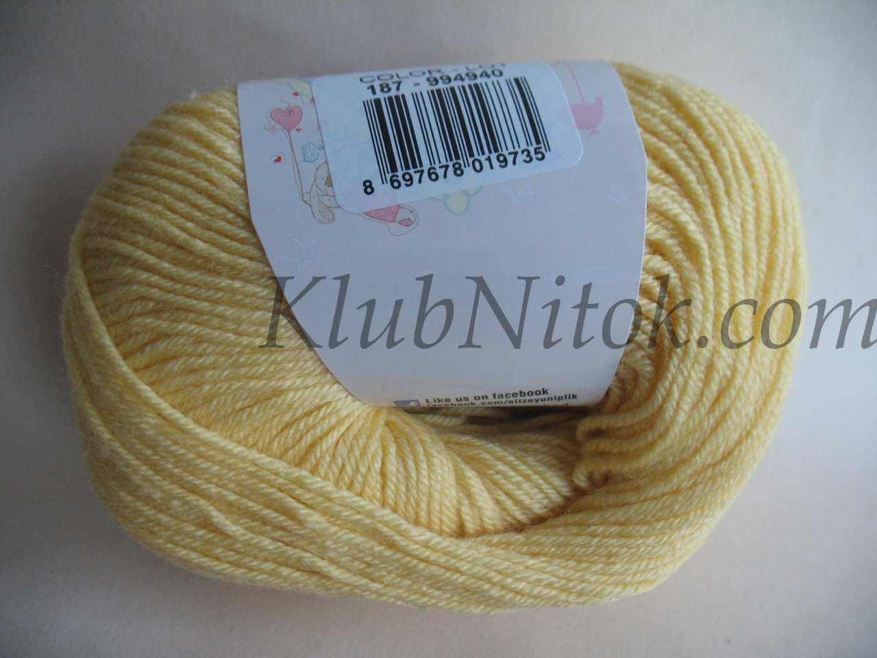 Baby wool 187