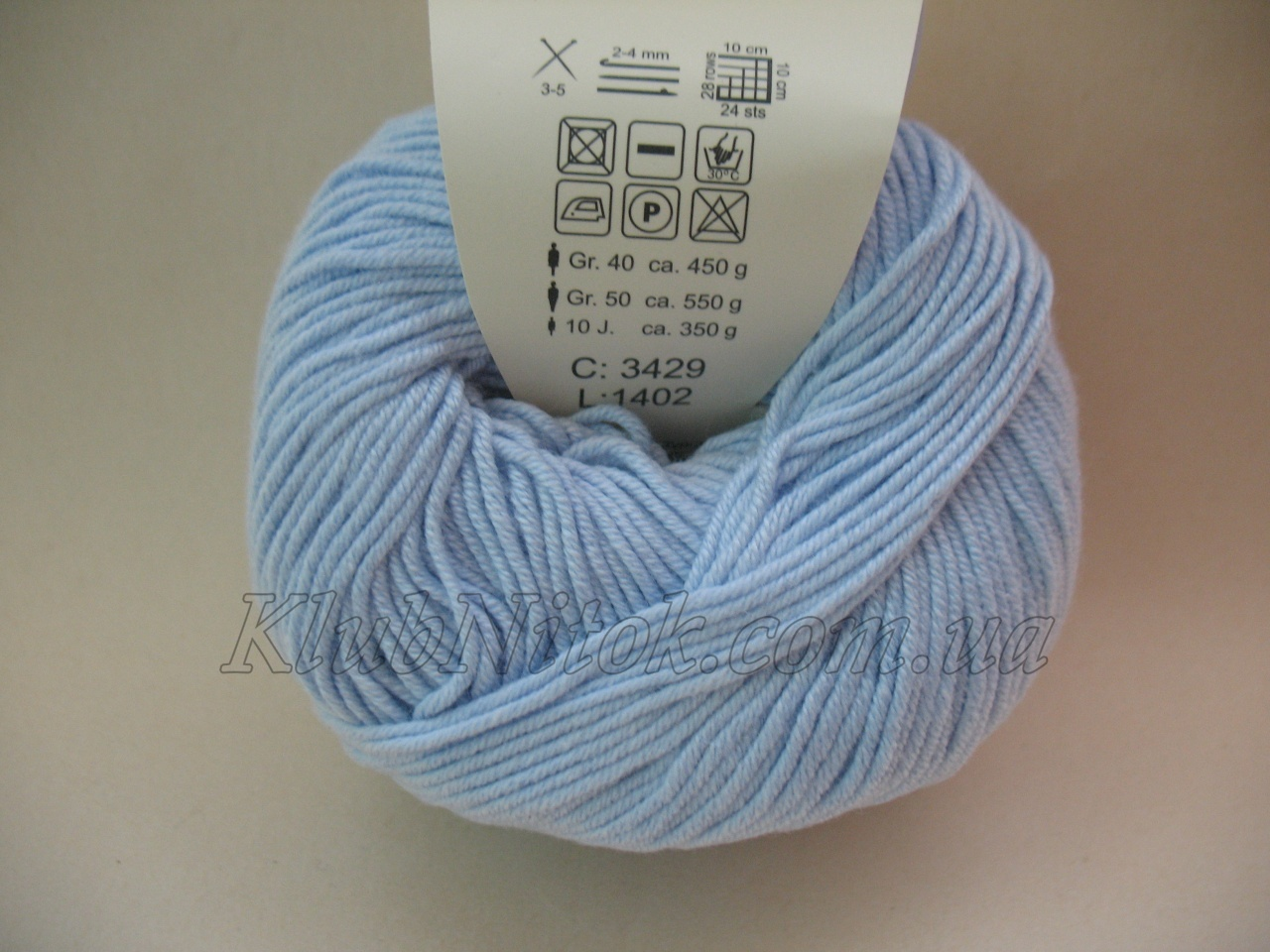 Baby cotton 3429