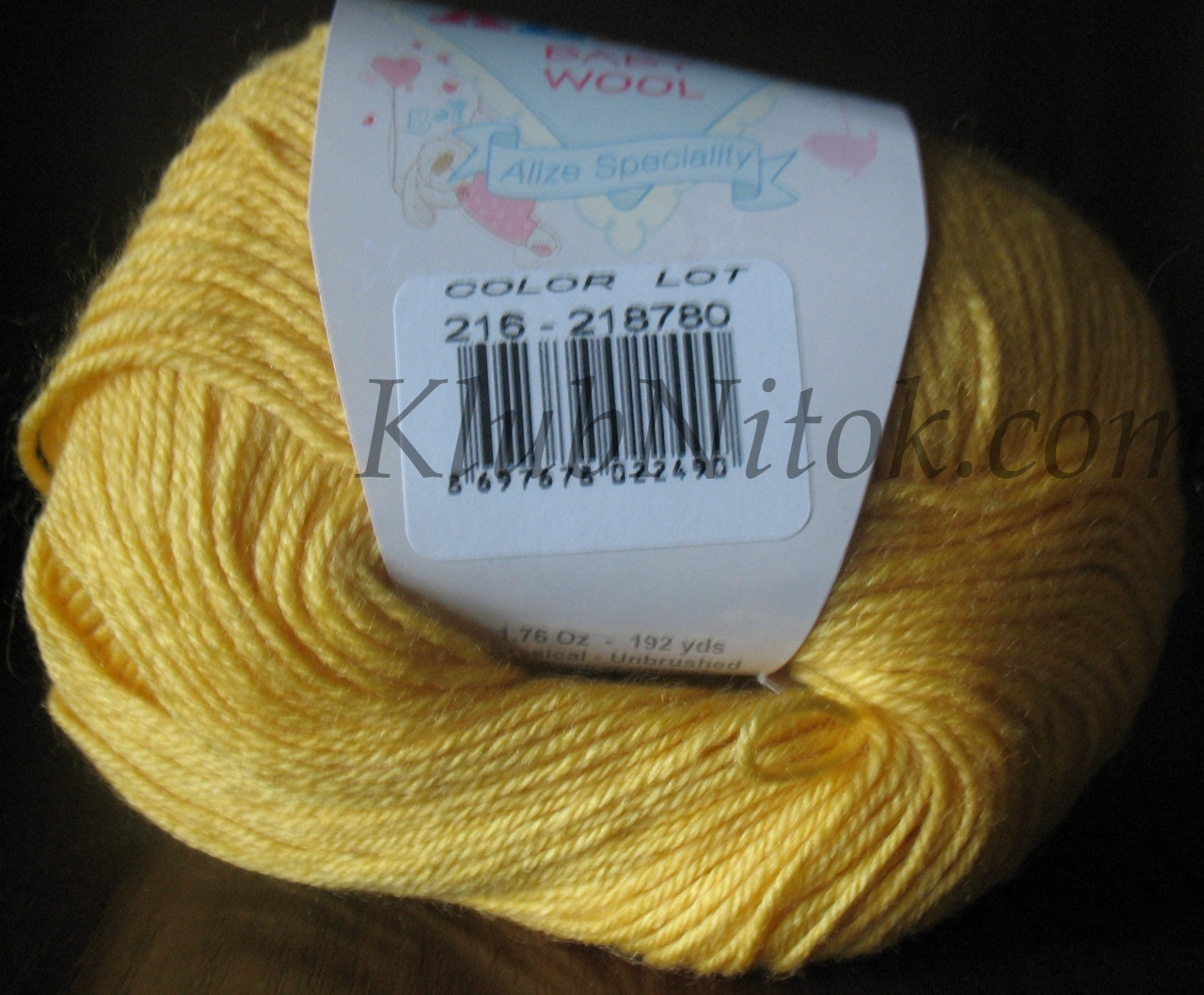 Baby wool 216