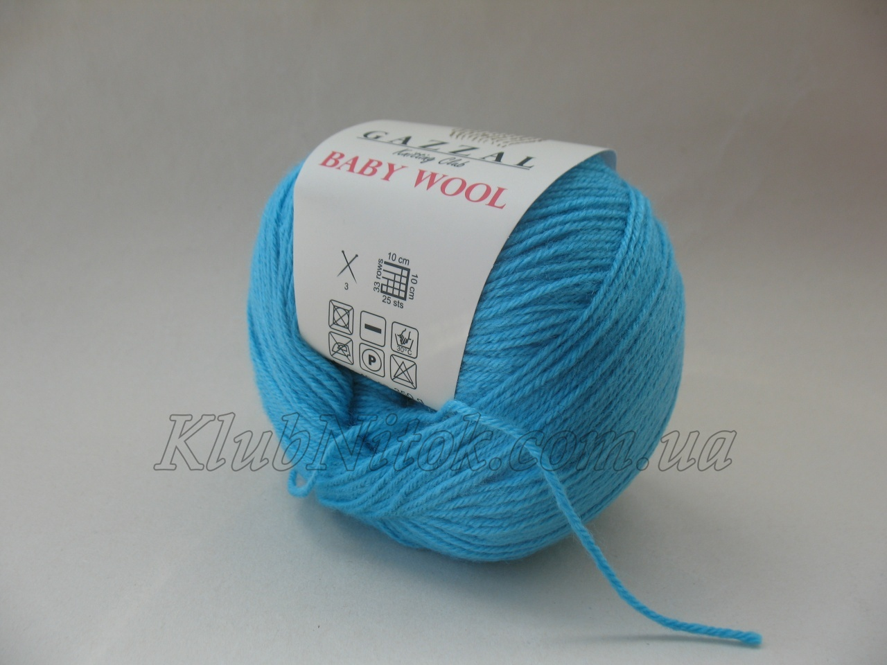 Baby wool 820