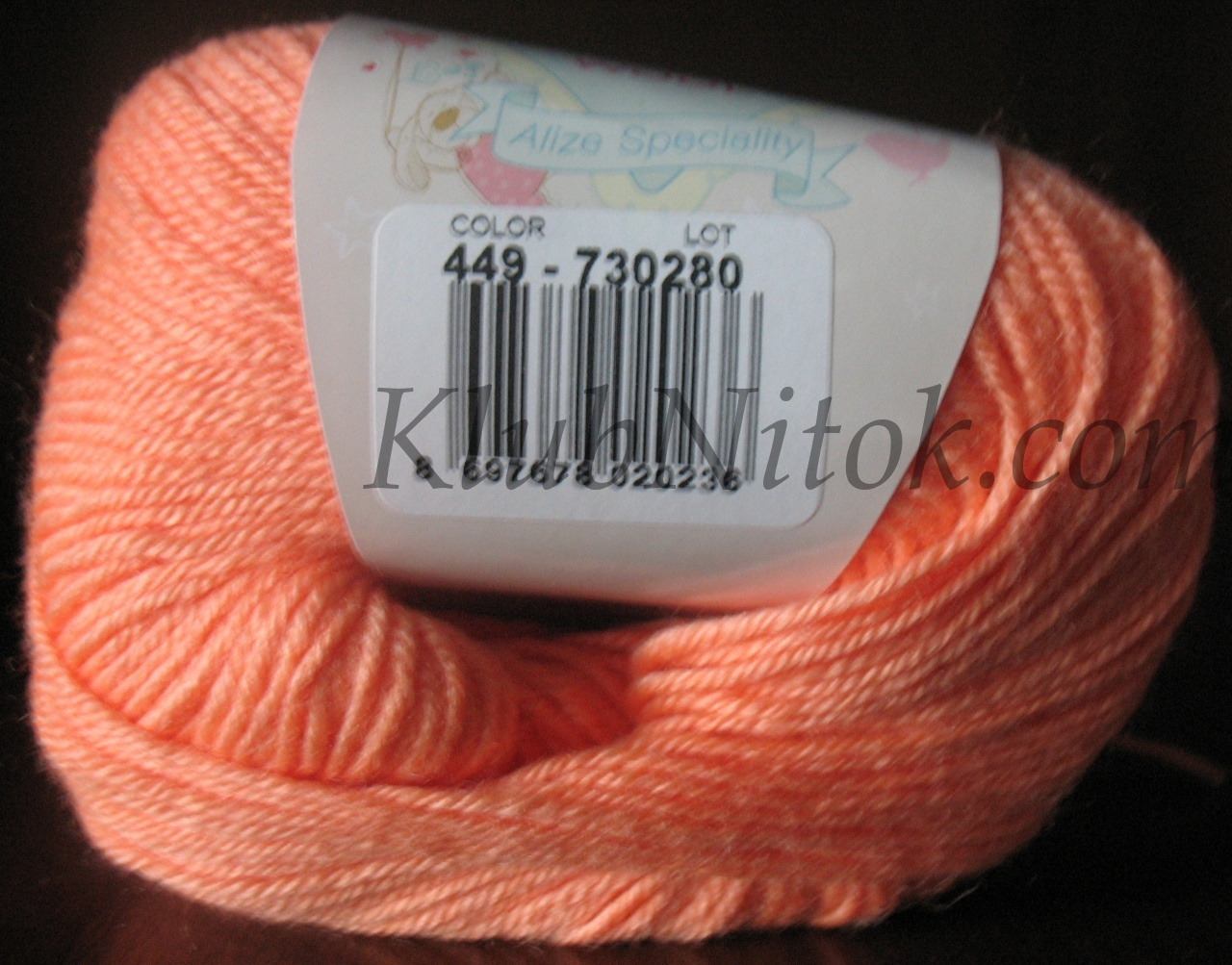 Baby wool 449