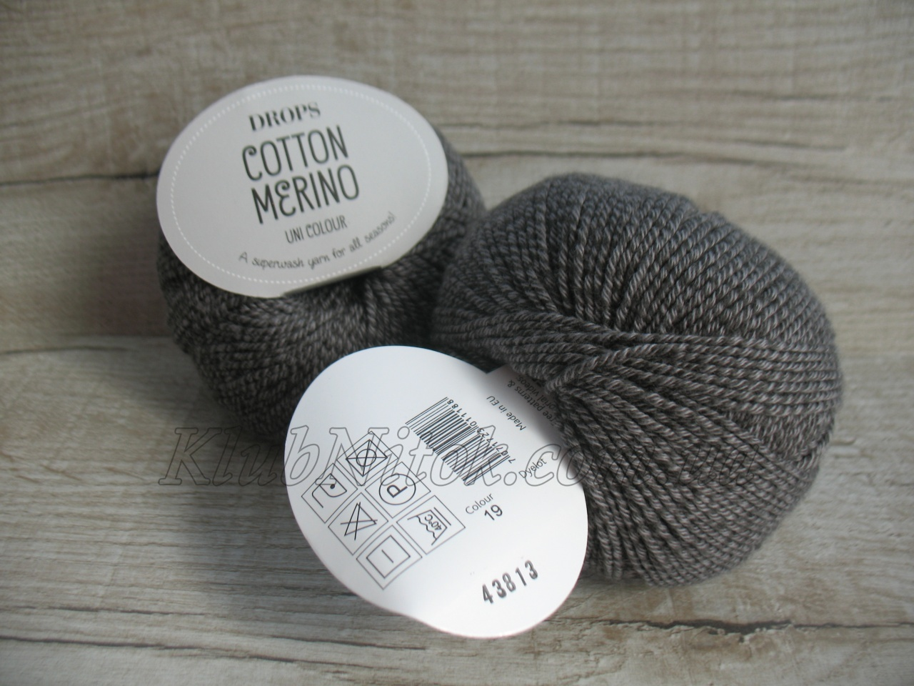 Cotton Merino 19