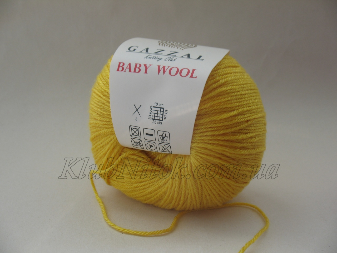 Baby wool 812