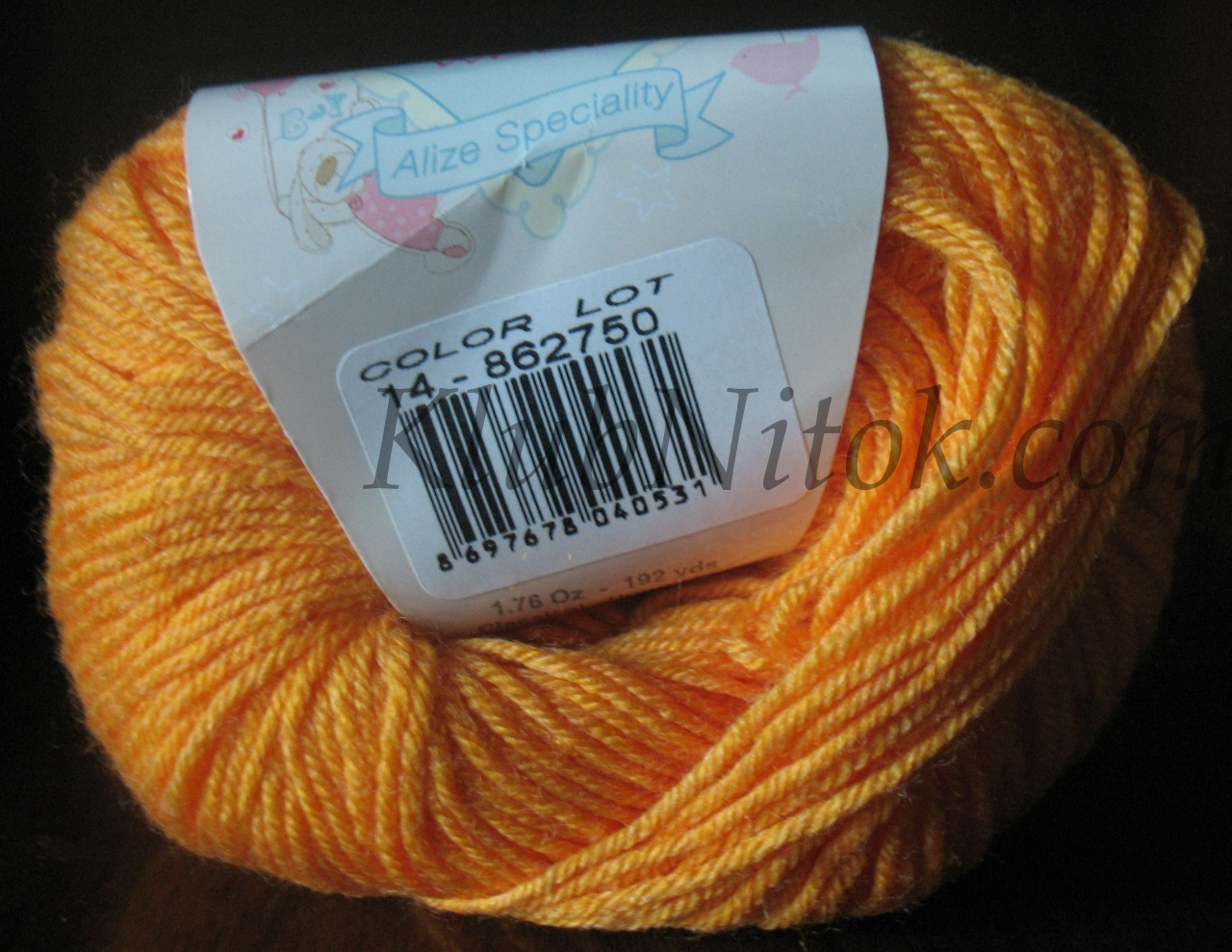Baby wool 14