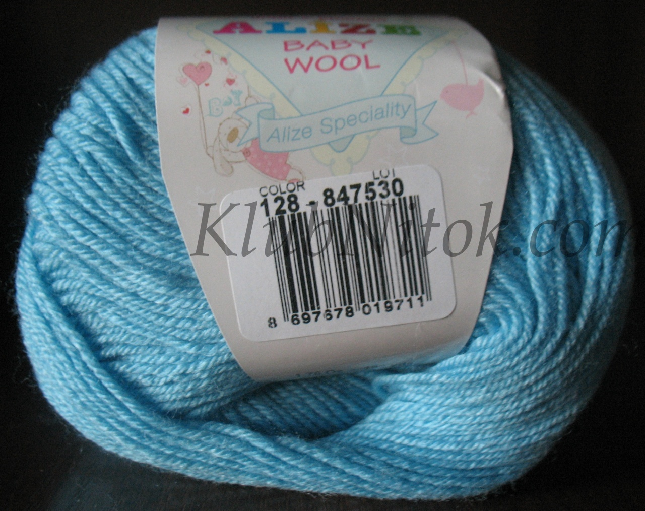 Baby wool 128