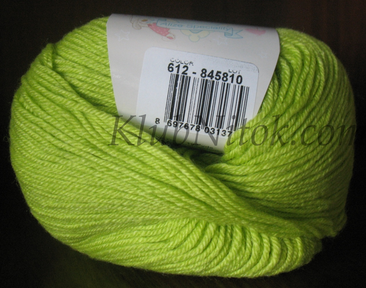 Baby wool 612