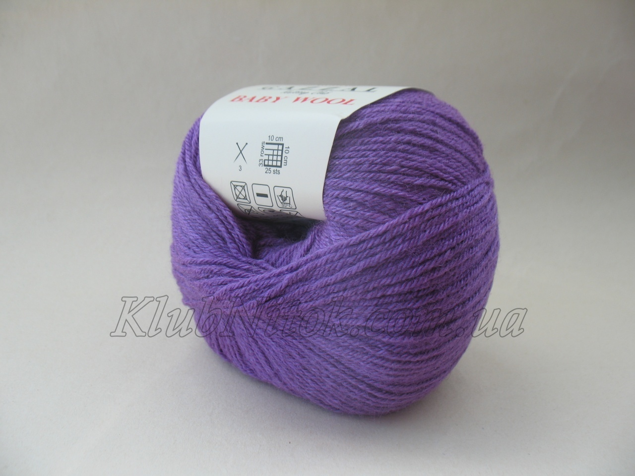 Baby wool 815